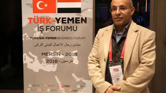 Yemenli iş adamları Türkiye'de yatırım yapmak istiyor