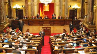 Katalonya parlamentosu seçimlerden sonra ilk kez toplanıyor