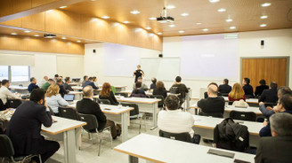 Boğaziçi Üniversitesi 'kestirimci bakım'ı tartıştı