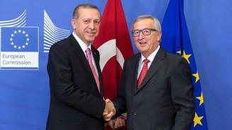 Erdoğan AB liderleri ile görüşecek
