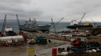 Hurda gemilerden 250 milyon dolar kazanç