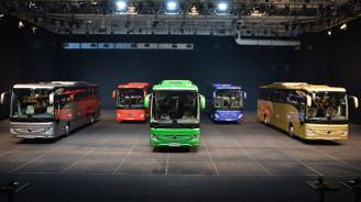 Mercedes-Benz Türk yenilediği Tourismo otobüslerini tanıttı