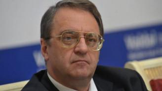 Rusya: Suriye Ulusal Kongresi için Türkiye'den onay bekliyoruz