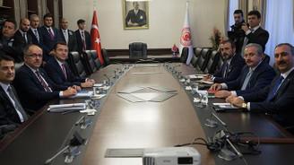 İttifak Komisyonu ilk toplantısını yaptı