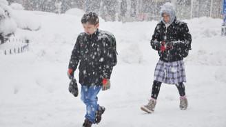Karne günü 6 ilde kar tatili