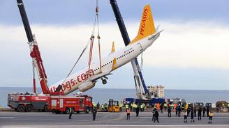 Trabzon Havalimanı uçuşlara açıldı