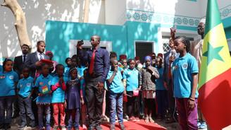 Senegalli öğrenciden İstiklal Marşı