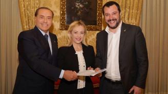 İtalya'da sağ partilerden ortak manifesto