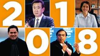 2018'de Asya'nın takip edilmesi gereken 9 iş insanı
