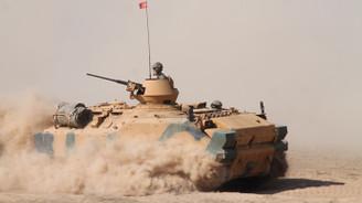 TSK: 19-20 Ocak'ta Afrin'den açılan taciz ateşine yanıt verildi