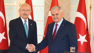 Kılıçdaroğlu Çankaya Köşkü'nde