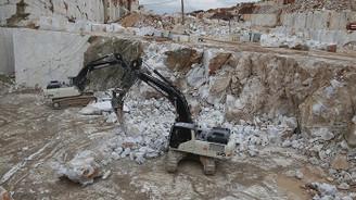 Dünyadaki 90 çeşit madenin 70 çeşidi Türkiye'de