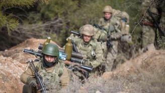 TSK Azez'den operasyon başlattı