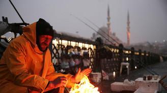 İstanbul için beklenen kar yarın geliyor