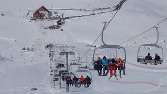 Hesarek Kayak Merkezi'nden Bingöl turizmine katkı