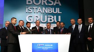 Borsa İstanbul'da gong Trabzon Limanı için çaldı