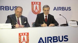 Airbus, Türkiye'den 7 milyar dolarlık alım yapacak