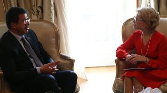 Zeybekci'den Davos zirvesinde ikili görüşmeler