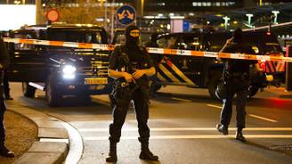 Hollanda'da silahlı saldırı: 1 ölü, 2 yaralı