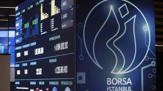 Borsa, haftalık bazda yüzde 4,82 kazandırdı