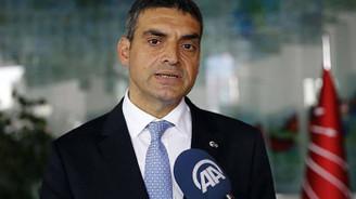 CHP'li Oran'dan Sosyalist Enternasyonal'e Suriye tepkisi