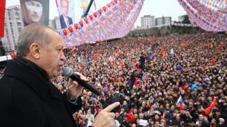 Erdoğan: Tarihi dosyalar hazırlatıyorum