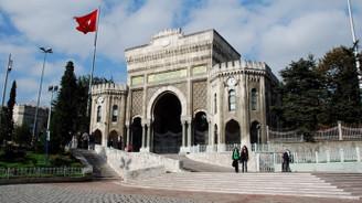 'İstanbul Üniversitesi 4 alanda dünyada ilk binde'
