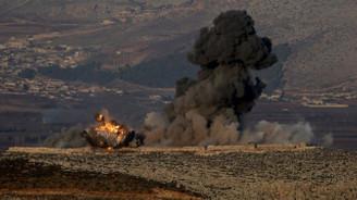 Terör örgütüne ait 11 hedef imha edildi