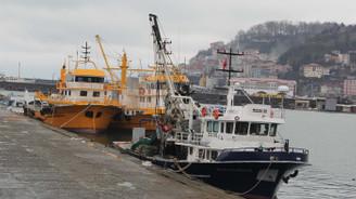 Karadenizli balıkçılar sezonu erken kapatıyor