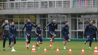 Fenerbahçe'de gözler Türkiye Kupası'na çevrildi