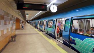 İstanbul metrosunda arıza giderildi