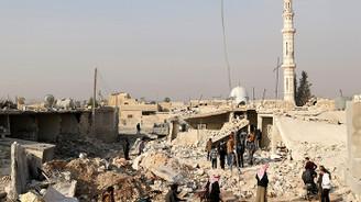 İdlib'de pazar yerine saldırı: 7 ölü