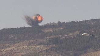 Suriye'de bir sivil personel şehit oldu