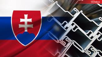 Slovak firma çelik profiller ithal edecek