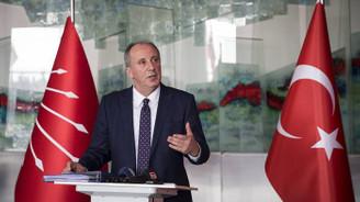 İnce, kurultay öncesi Kılıçdaroğlu'yla görüştü