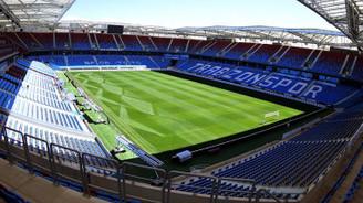 Trabzonspor yeni stadında farklı