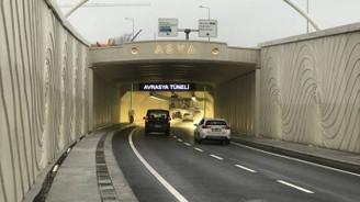 Avrasya Tüneli'nden geçiş ücretlerine zam yapıldı