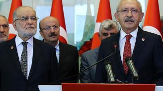 SP lideri Kılıçdaroğlu ile görüştü