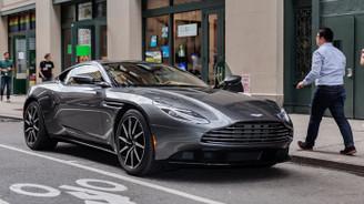 Aston Martin'in satışları 9 yılın zirvesine çıktı