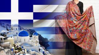 Yunan müşteri paşmina üreticileriyle görüşmek istiyor