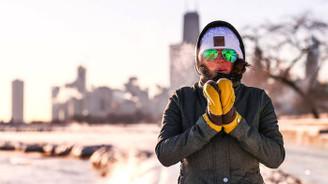 ABD'de soğuk hava hayatı olumsuz etkiledi