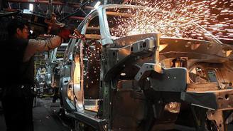 Sanayi üretimi kasımda beklentilerin üzerinde arttı