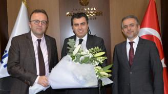 İBB Kültür AŞ'de Kaptaner görevi devraldı