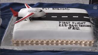 Fly Ankara-Bağdat uçuşları başladı
