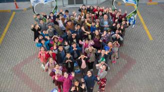 'Erikli İyilik Fabrikası', 2 bin öğrenciyi ağırladı