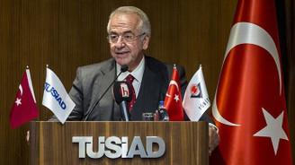 TÜSİAD Başkanı Bilecik: Önceliğimiz daha verimli üretim yapmak