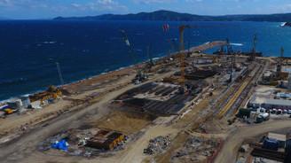 Çanakkale'ye uçak gemisi için dev havuz