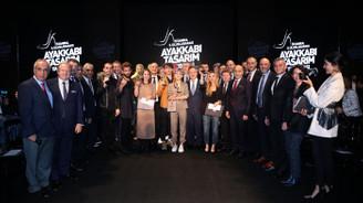 'Ayakkabı tasarımcıları' ödüllerini aldı