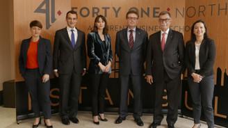 İstanbul, iş liderlerinin eğitim merkezi olacak