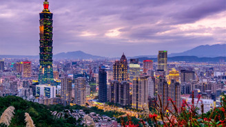 Asya kaplanı Tayvan'dan Türkiye'ye ekonomik iş birliği çağrısı